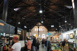 Lancaster City Central Market Day