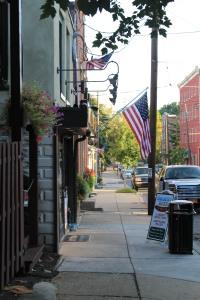 Street in Lancaster, PA
