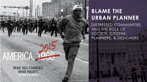 Blame the Urban Planner